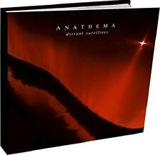 ANATHEMA - Distant Satellites  [CD+DVD Mediabook] DCD