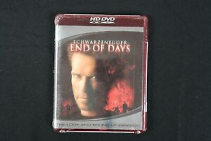 End of Days (HD-DVD, 2006) Only For HD-DVD Players Sealed !