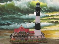 """Lighthouses - """"Fire Island"""" New York #448 - Harbour Lights 2003 Glow"""