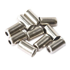 Confezione da x10 esterno cavo freno bicicletta 5mm Push Fit Puntali