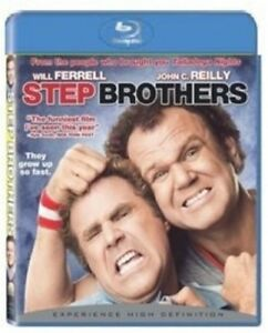 Step Brothers [New Blu-ray] Unrated