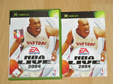 X-BOX - NBA LIVE 2004 - DIE ABSOLUTE FREESTYLE-REVOLUTION