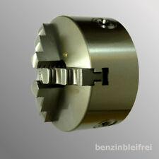 Dreibackenfutter 100mm DK-11 DIN6350 Umkehrbacken Drehbankfutter Backenfutter
