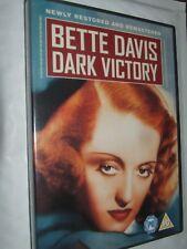 DARK VICTORY Bette Davis  DVD