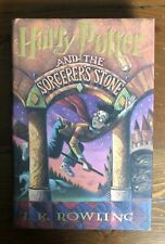 HARRY POTTER AND THE SORCERER'S STONE HB/DJ 3rd Printing Nearly New J.K. Rowling