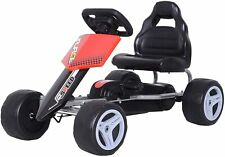 New listing Pedal Go Kart Kids Ride Car Safety Chain Guard Outdoor Racer Bike Toy Strong Own