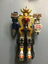 2002 Vintage Bandai Power Rangers Deluxe Wild Force Megazord Action Figure RARE