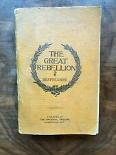 New ListingVintage 1898 - The Great Rebellion: A History Of The Civil War In The United Sta