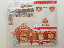 Calendario dell'avvento Kinder