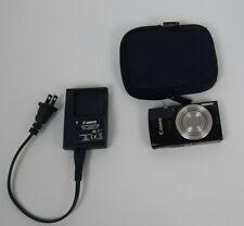 Canon IXUS 185 20 MP Digital SLR Camera - Black