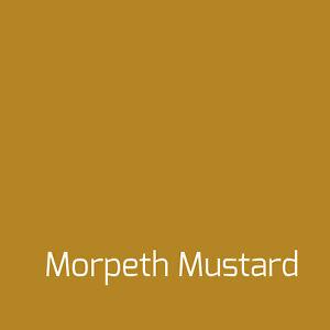 Autentico Furniture Paint in Vintage Chalk or Versante Matt / Morpeth Mustard