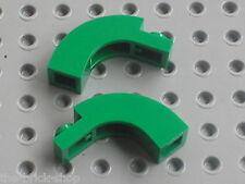 2 Arches LEGO / 2 Green Archs ref 6005 / sets 7346 & 8864