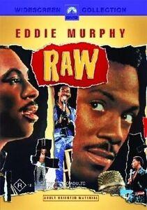 Eddie Murphy Raw DVD - 1987 - R18+ Comedy Classic Stand up!
