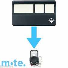 B&D 062170/4333EBD 1A4982 Compatible Garage/Gate Door Remote Control