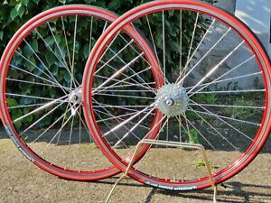 Campagnolo Record Ambrosio Excellence 10 speed Wheels