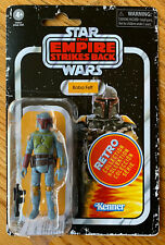 Star Wars Kenner Retro Collection Boba Fett Action Figure *IN HAND