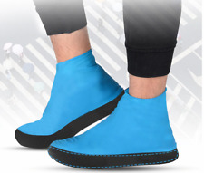 Shoe Cover Men Women Waterproof Elastic Latex Easy Carry Protect From Rain Snow