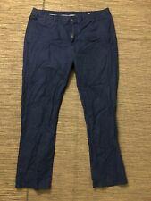 Bonobos Adult Mens 36 x 30 (ACTUAL 35 x 29) Slim Straight Chino Pants