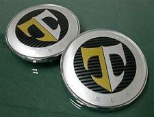 Hyundai Coupe 2002 - 2009 Genuine Tuscani Round Badge Set (2 pieces)