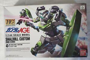 Bandai Hobby Shaldoll Custom  Gundam Age  1/144 - High Grade Age New open box