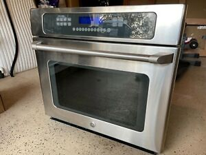 GE Café CT Wall Mounted Electric Oven Stainless