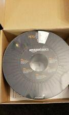 AmazonBasics PETG 3D Printer Filament, 2.85mm, Gray 1 kg Spool