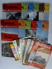 M + F Journal: Modellbahn + Fachzeitschrift - aktuell - informativ. ...