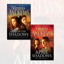 Virginia Andrews Shadows 2 Books Collection Pack Set
