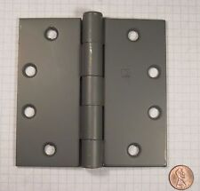 """HAGER #64166A-(4-1/2)""""-USP FULL MORTISE DOOR HINGE, STEEL, PRIMED FOR PAINTING"""