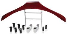 Auto Valet Wood Hanger for Car Headrest Hanger Keep Clothes Wrinkle Free
