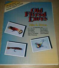 Old Flyrod Lures- John Muma, 1991/signed