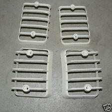 Kit 4 Pezzi  Reti Frecce Piaggio Vespa PK 50 S Colore Bianco