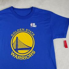 NWT Golden State Warriors NBA FINALS T-Shirt S/S Allstar Curry  YOUTH Md 10/12