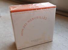 100 g Parfumierte Seife,Savon HERMES Eau des Merveilles  OVP