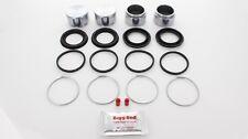 FRONT Brake Caliper Repair Kit +Pistons for MORRIS ITAL & MARINA (BRKP26)