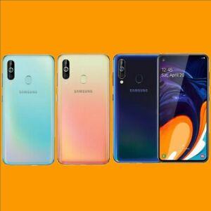"Samsung Galaxy A60 SM-A6060 6+128GB 32MP 6.3"" NFC Dual SIM 4G Android Smartphone"