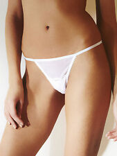 ann summers new  pure lace white polyamide string size 20 bnwt