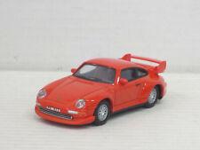 Porsche 911 GT2 in rot, ohne OVP, Hongwell/Cararama, 1:43