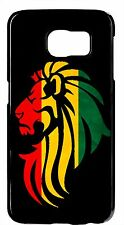 Hot Rasta Reggae Rastafari Lion New Design Case Cover For Samsung Galaxy Note 5