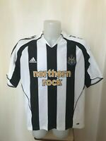 Newcastle United 2005/2006/2007 Home Size L Adidas football shirt jersey soccer