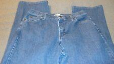 Lee Women's Jeans Sz 10 Medium Relaxed Straight Leg At The Waist Medium Wash 158