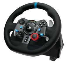 Logitech G29 Driving Force Racing Wheel FOR PS3 & PS4 & PC