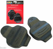 Look Keo Pedal Cleat Cover Black Compatible with All Keo cleats Anti -Slip Pair