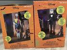 *RARE* Jack Skellington And Sally Life Size Deluxe Animatronic Disney Halloween