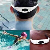 4/8GB Waterproof Wireless FM Radio MP3 Player Swimming Sport Headphone Headset