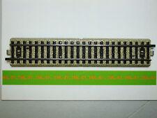 Voie MARKLIN M HO - Rail Droit standard - 5106 - Lot de 6