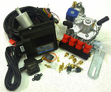 LPGTECH 204 AUTOGAS LPG CONVERSION SEQUENTIAL INJECTION KIT FOR 4 CYLINDER CAR