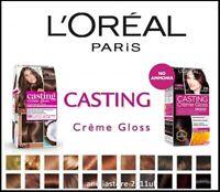 L'oreal  Casting Cream Gloss Permanent Color Hair Dye Ammonia Free