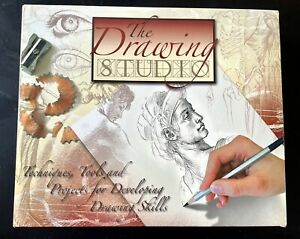 The Drawing Studio , LEARN TO DRAW Kit, Good Condition (New but See Details)