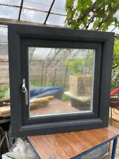 Châssis Fenêtre BOIS L 70 x L 70 cm double vitrage GEALAN